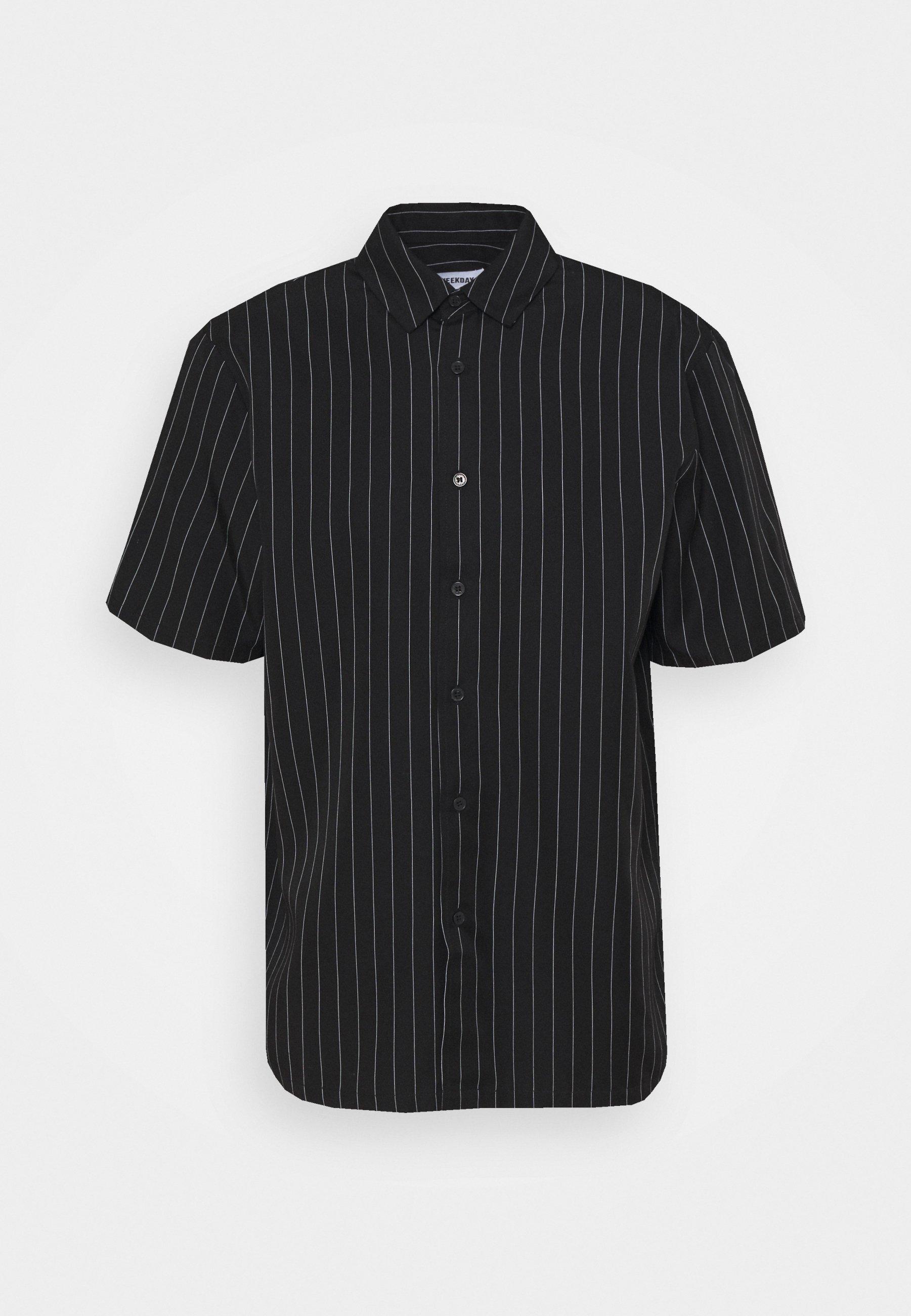 Herrer KIAN STRIPED SHIRT - Skjorter