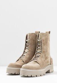 Kennel + Schmenger - ELA - Platform ankle boots - biscuit - 4
