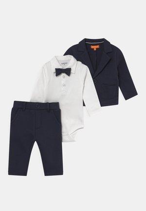 SET - Trousers - dark blue
