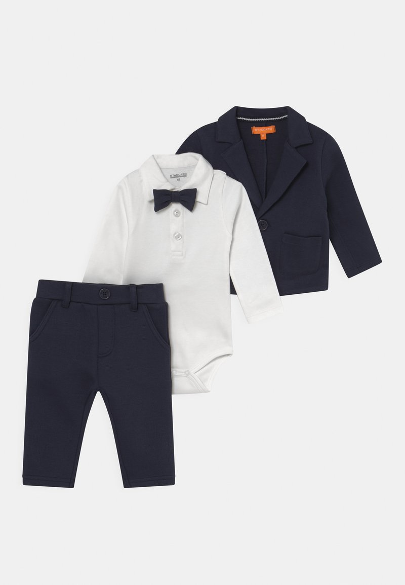 Staccato - SET - Trousers - dark blue