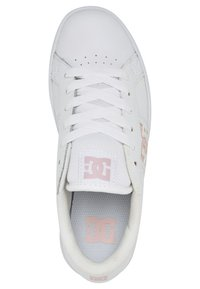 DC Shoes - STRIKER - Baskets basses - white pink - 2