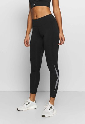 LOGO - Leggings - black