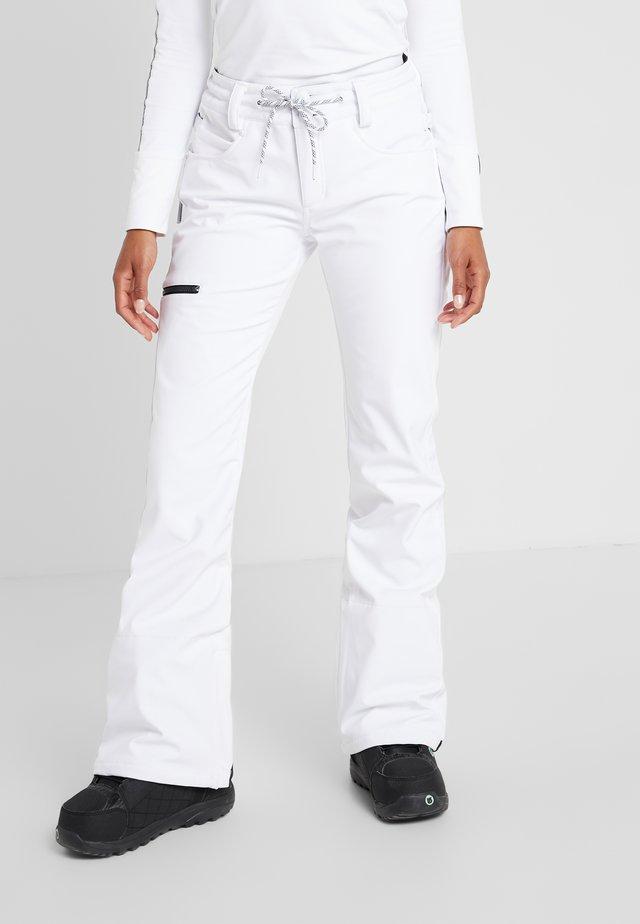 VIVA - Spodnie narciarskie - white