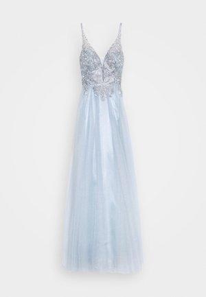 Occasion wear - eisblau/silber
