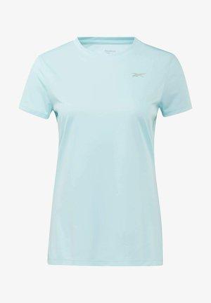 RUN ESSENTIALS T-SHIRT - Basic T-shirt - blue