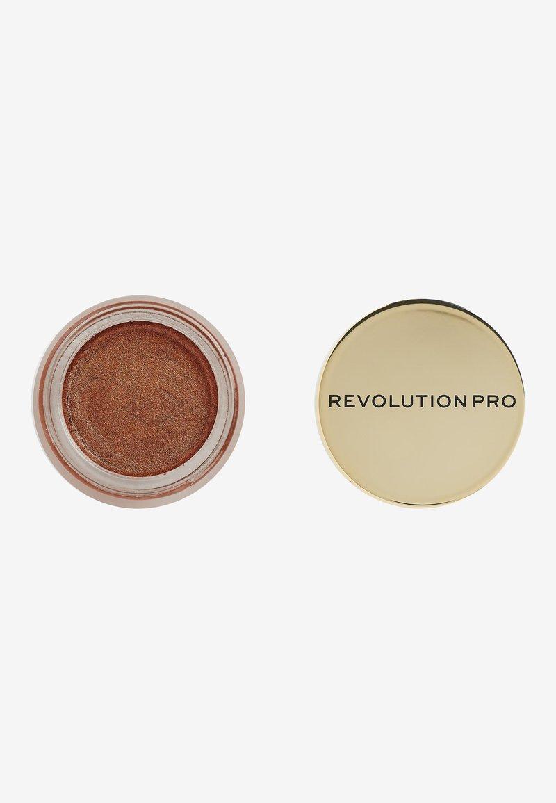 Revolution PRO - EYE LUSTRE CREAM EYESHADOW POT - Eye shadow - copper