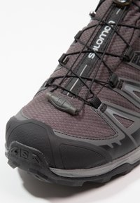 Salomon - X ULTRA 3 GTX - Fjellsko - black/magnet/quiet shade - 5