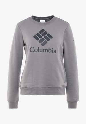 LODGE CREW - Collegepaita - city grey heather