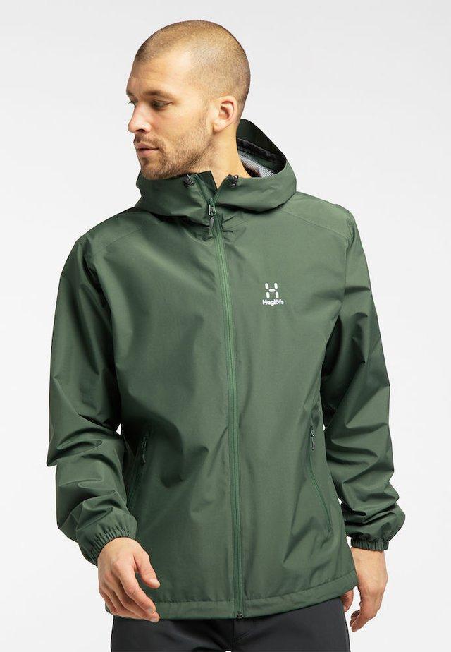 BETULA GTX JACKET - Hardshell jacket - fjell green