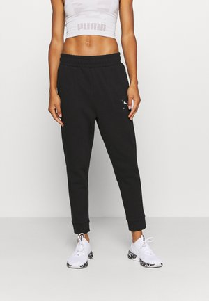 NU TILITY PANTS - Trainingsbroek - black