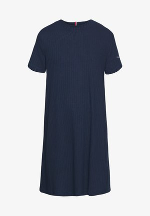 TEE DRESS - Day dress - twilight navy