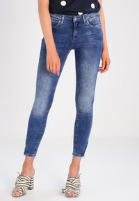 ONLY - Jeans Skinny - light blue denim - 0