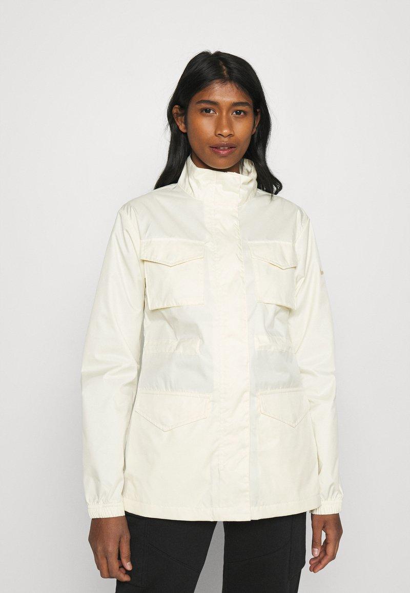 Nike Sportswear - Summer jacket - coconut milk/sesame