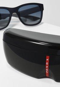 Prada Linea Rossa - Sunglasses - blue - 3