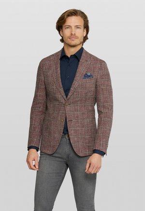 ELRAY  - Blazer jacket - dark red