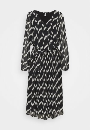 OHANA - Day dress - black combi
