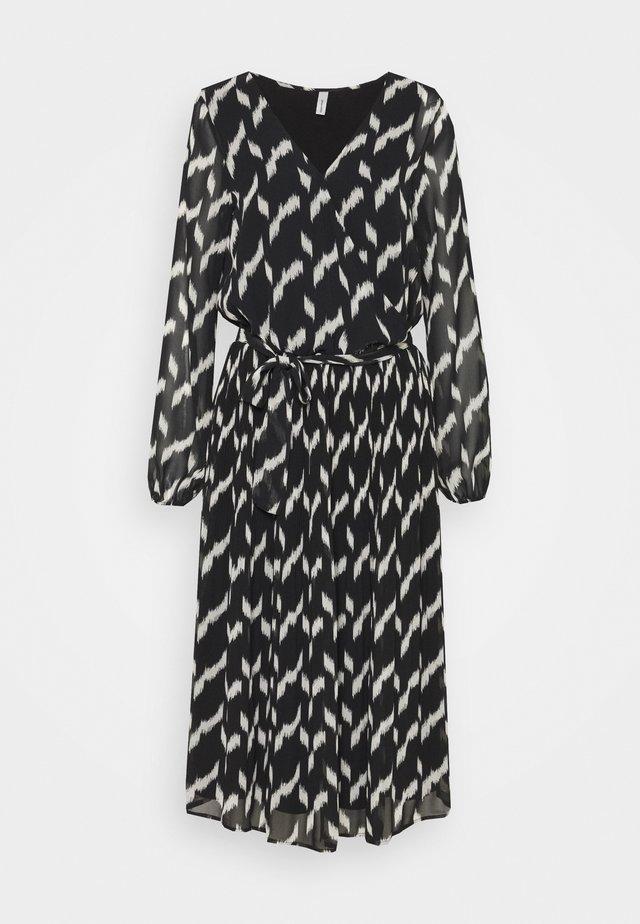 OHANA - Robe d'été - black combi