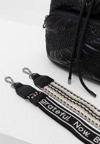 Desigual - TAIPEI  - Handbag - black - 6