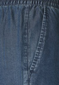 ONLY Tall - ONLPEMA LIFE - Shorts - dark blue denim - 2