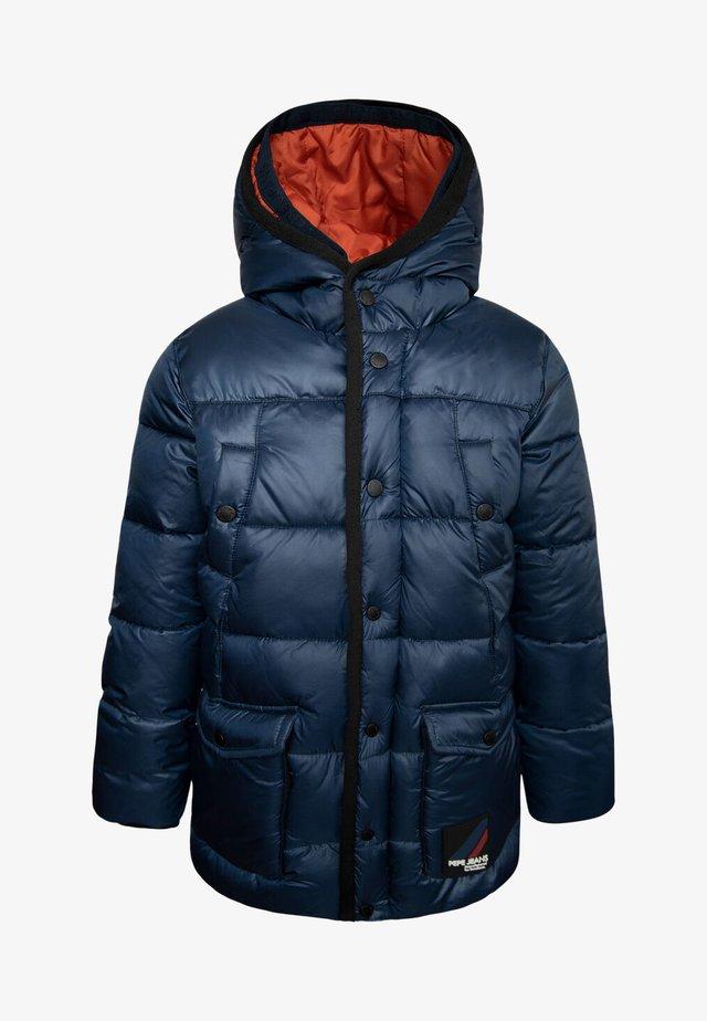 Cappotto invernale - tinta