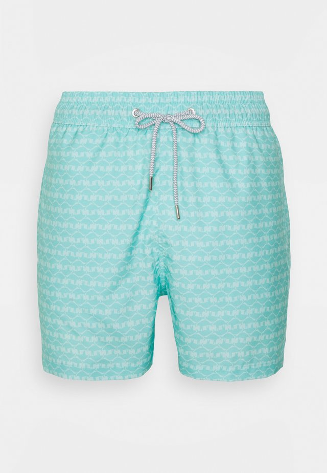 STANIEL SWIM - Swimming shorts - manitee vanity