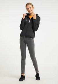 Schmuddelwedda - Light jacket - dunkelgrau melange - 0