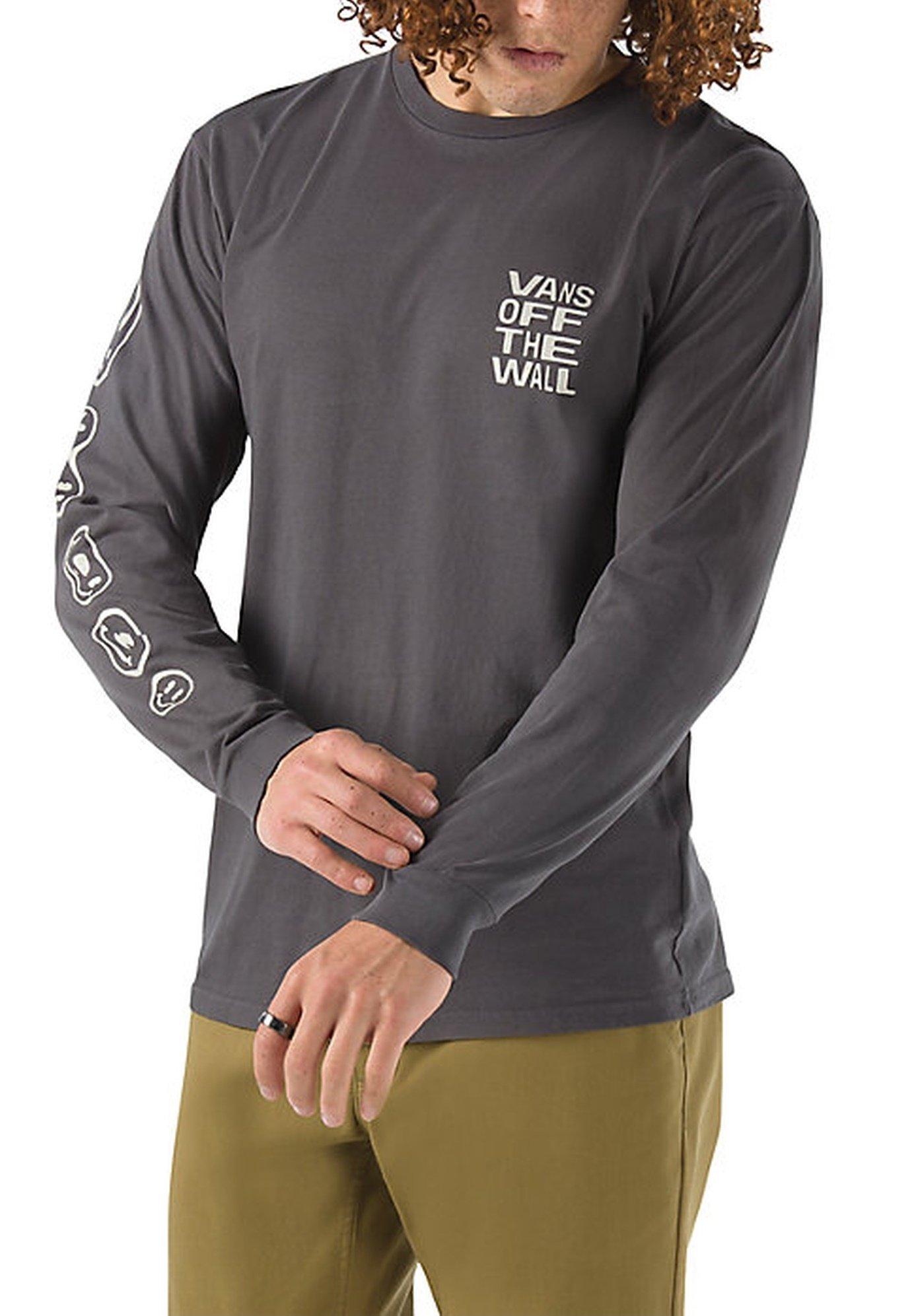 Uomo MN HAVE A TRIP LS - Maglietta a manica lunga