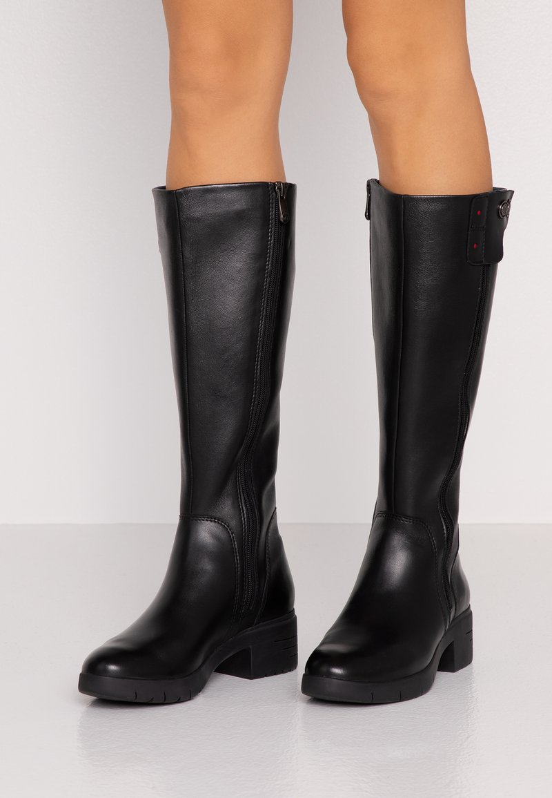Marco Tozzi - Boots - black antic