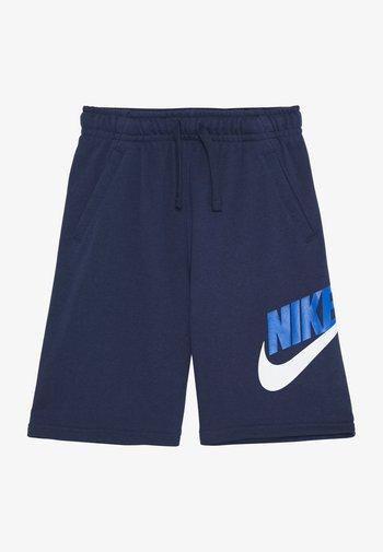 CLUB - Shorts - pacific blue/green spark