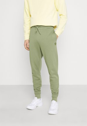 Tracksuit bottoms - moss