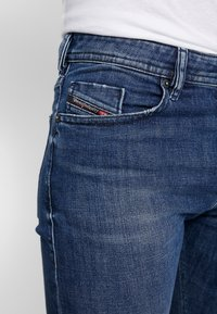 Diesel - BUSTER - Slim fit jeans - blue denim - 5