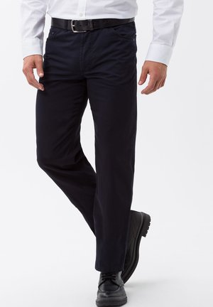 STYLE CARLOS - Straight leg jeans - navy
