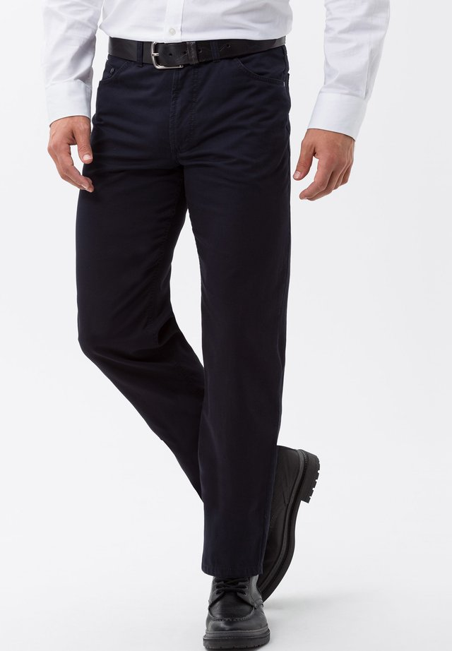 STYLE CARLOS - Jeans a sigaretta - navy