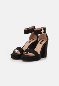 ONLY SHOES - ONLAERIN - High heeled sandals - black - 2