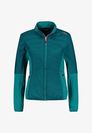 CMP DAMEN TREKKINGJACKE - Outdoor jacket - green