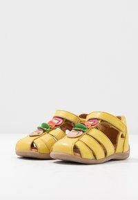 Froddo - CARTE MEDIUM FIT - Sandaler - yellow - 3