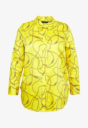 JAMELKO LONG SLEEVE SHIRT - Blůza - dandelion fields multi