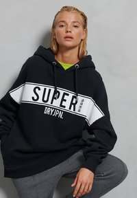 Superdry - Sweatshirt - black - 0