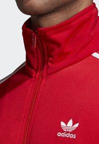 adidas Originals - FIREBIRD ADICOLOR SPORT INSPIRED TRACK TOP - Training jacket - red - 4
