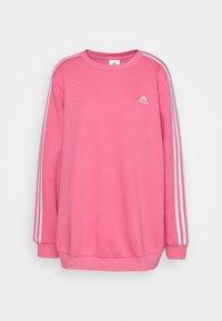 adidas Performance - Sweatshirt - rose tone/white - 0