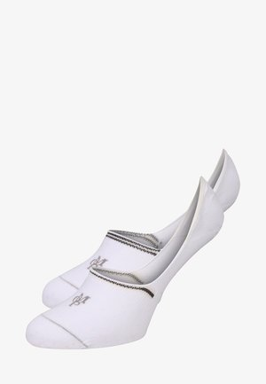 2 PACK - Sportovní ponožky - weiß