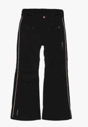 SILVEREYE GIRLS PANT - Talvihousut - black