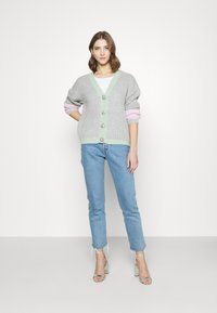 Moves - VINSE - Kofta - light grey melange - 1