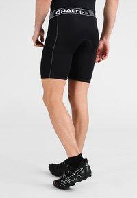 Craft - GREATNESS  - Leggings - black/white - 2