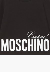 MOSCHINO - Top sdlouhým rukávem - black - 3