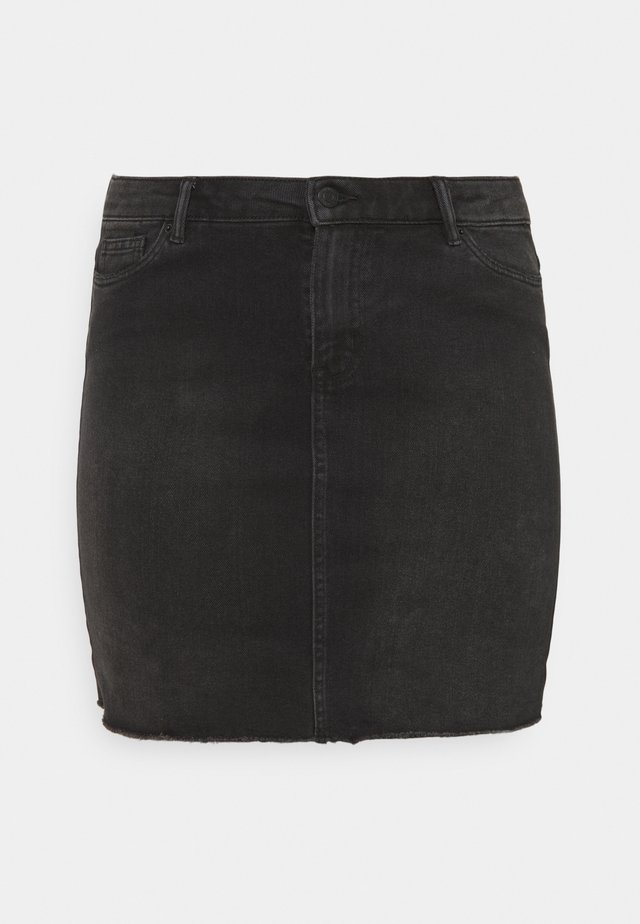 VMFAITH SHORT SKIRT MIX - Minigonna - black