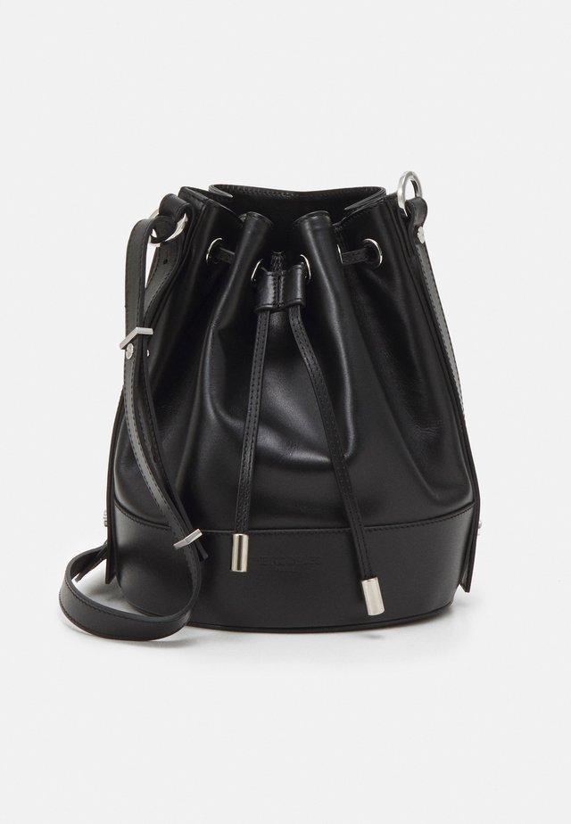 TINA KUNAKEY MEDIUM BUCKET - Handbag - black