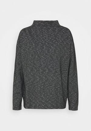 KATIPPIE - Jersey de punto - black/chalk