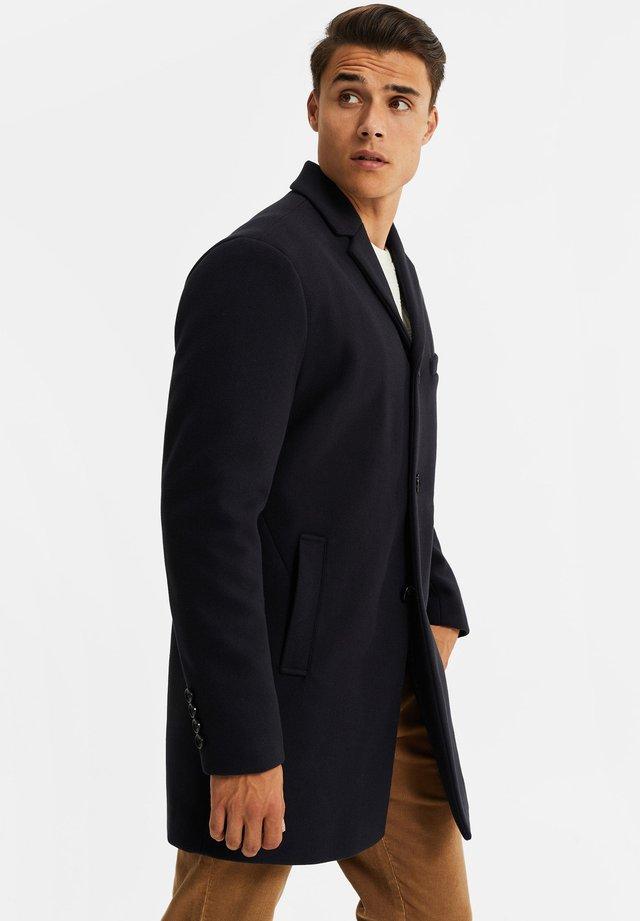 MANTEL - Cappotto classico - dark blue