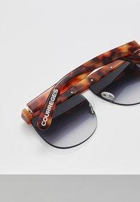 Courreges - Sunglasses - brown - 4